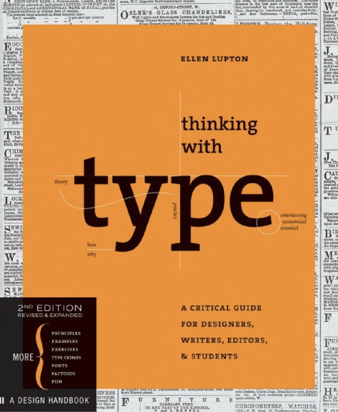 Thinking With Type - Typography