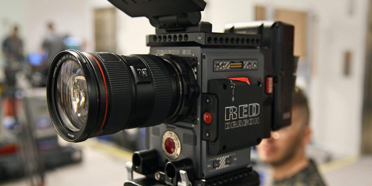 RED Camera Aspect Ratio